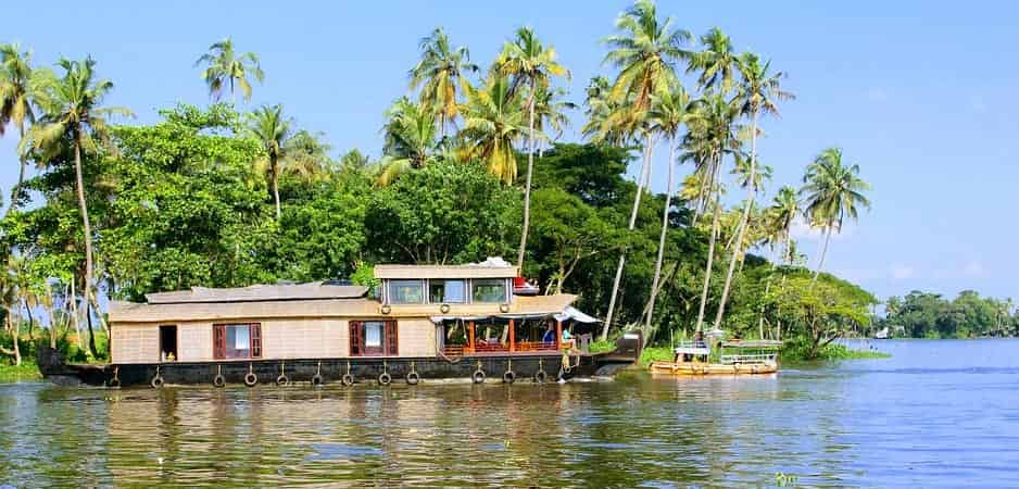Kerala Houseboat Day Cruises