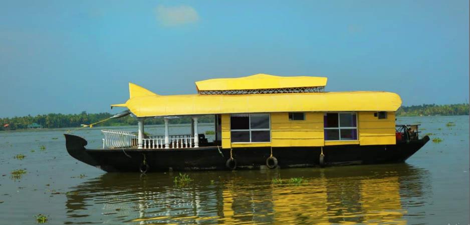 One Bedroom Houseboats