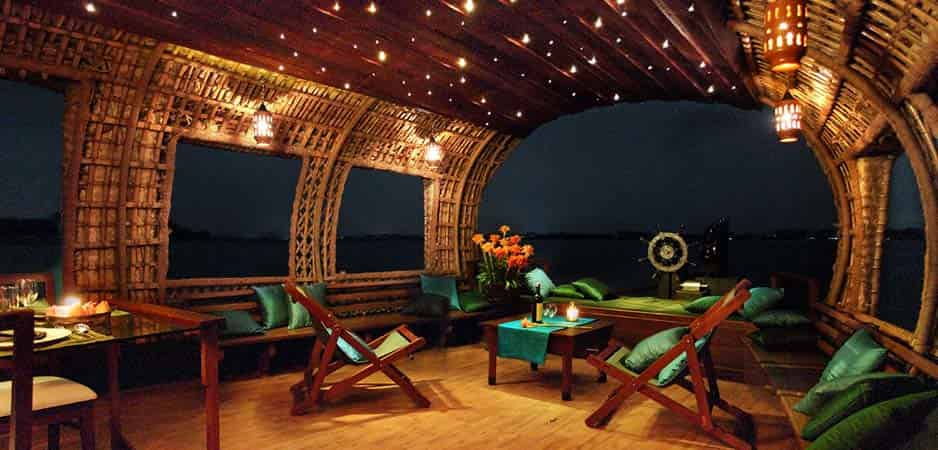 Overnight Stay Houseboat Packages